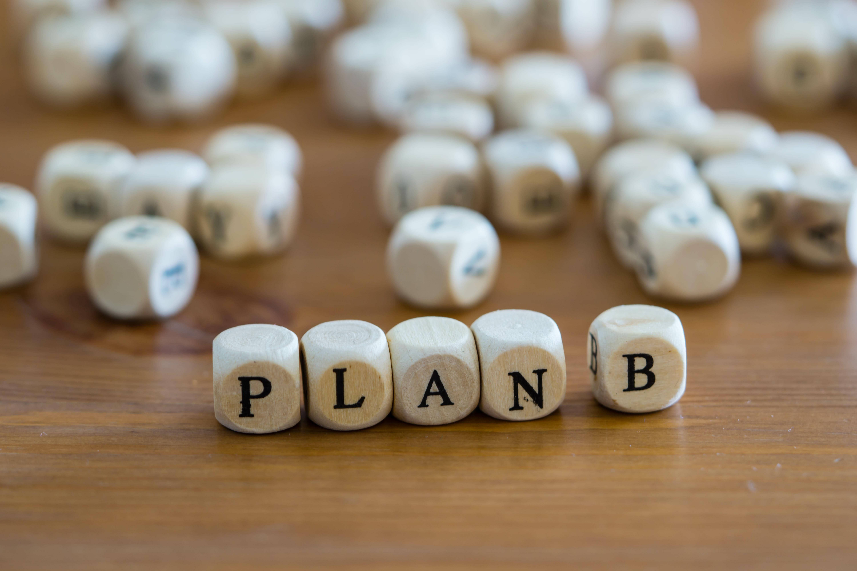 Auch bei virtuellen Events brauchst Du einen Plan B